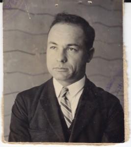Kerekes Sandor fenykepe (1934 korul)