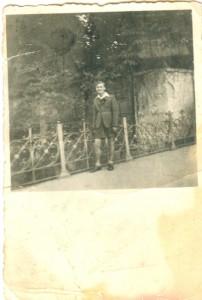 Kovacs Karoly fenykepe 1944 korul, Kolozsvaron 1
