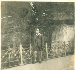 Kovacs Karoly fenykepe 1944 korul, Kolozsvaron 2